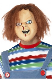 Máscara Chucky + Pelo (Licensed)