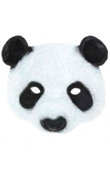 Media Máscara Oso Panda Foam