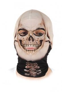Máscara Esqueleto Licra