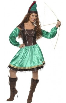 Disfraz Robin Hood Girl