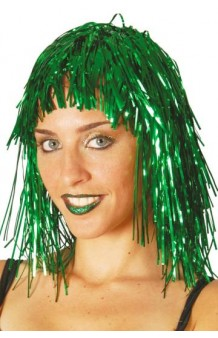 Peluca Verde Lumalina