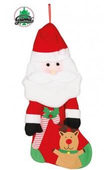 Bota Papa Noel, 50 cm.