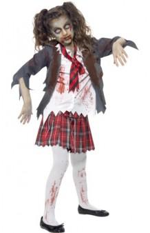 Disfraz Colegiala Zombie. AGOTADO.