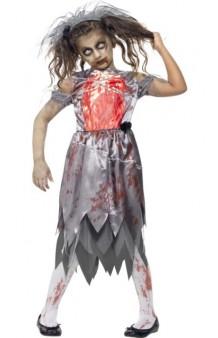 Disfraz Novia Zombie