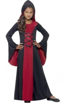 Disfraz Vampiresa Encapuchada