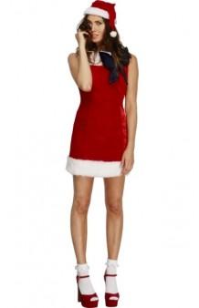 Disfraz Miss Santa Claus Cutie
