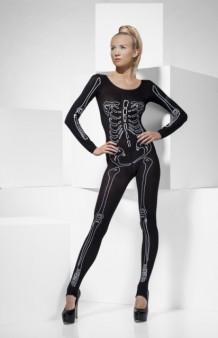 Bodysuit Esqueleto (Brillo Oscuridad)