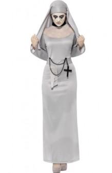 Disfraz Monja Gótica