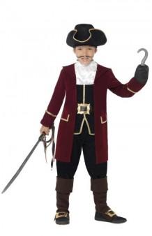 Disfraz Pirata Capitán Garfio