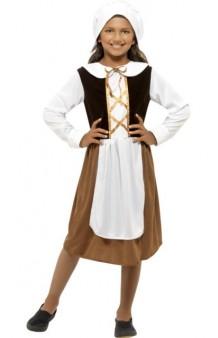 Disfraz Chica Tudor