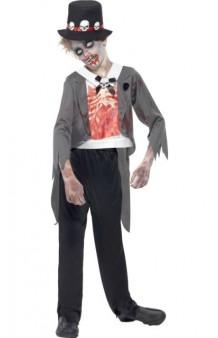 Disfraz Novio Zombie
