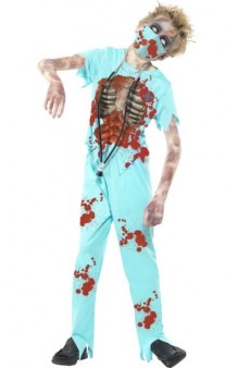 Disfraz Cirujano Zombie