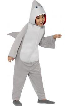 Disfraz Tiburón King 7-9 años