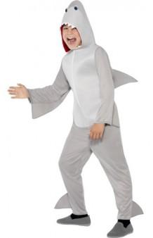 Disfraz Tiburón King 4-6 años
