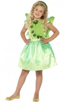 Disfraz Hada Verde + Alas