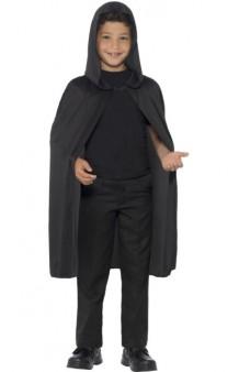 Capa Negra Infantil