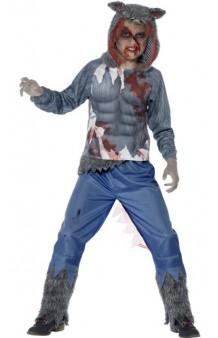 Disfraz Hombre Lobo Deluxe