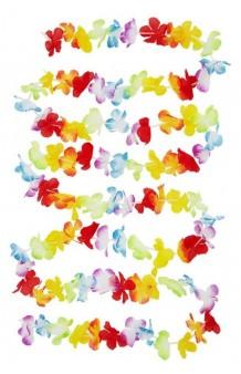 Guirnalda Hawaiana Multicolor, 300 cm.