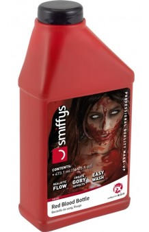 Botella Sangre, 473 ml.
