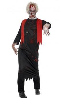 Disfraz Cura Zombie