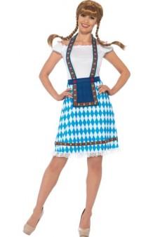 Disfraz Tirolesa Oktoberfest