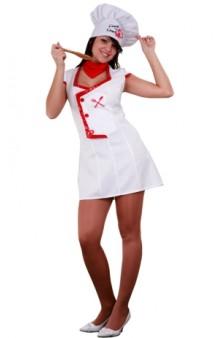 Disfraz Cocinera Sexy
