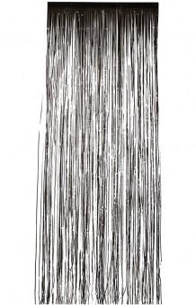 Cortina Negra, 244 x 91 cm.