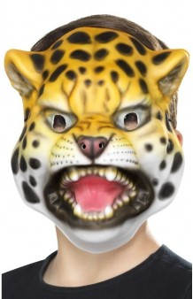 Careta Leopardo EVA