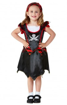 Disfraz Chica Pirata