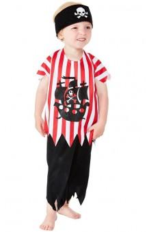 Disfraz Pirata Divertido Baby