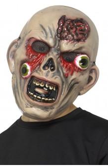 Careta Zombie sin Ojos