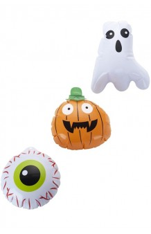 Set 3 Mini Hinchables Halloween