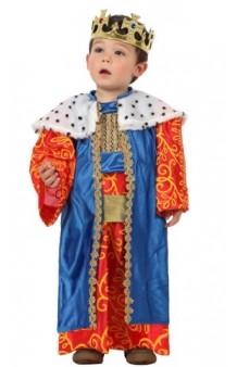 Disfraz Rey Mago Baby (Surtido 3 Colores)