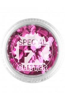 Confetti Glitter Rosa Maquillaje