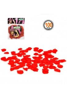 Bolsa 100 Pétalos Rosa Rojos