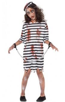 Disfraz Presa Zombie