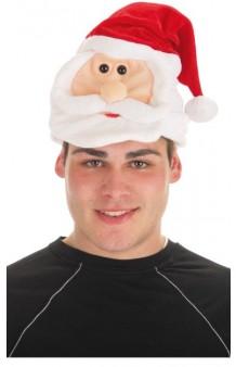 Gorro Papa Noel Musical