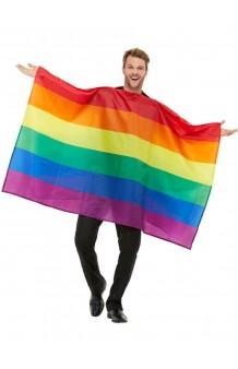 Disfraz Bandera Multicolor