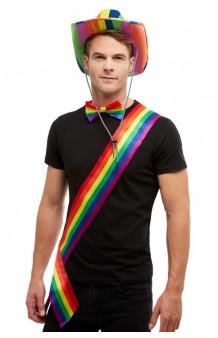 Banda Multicolor Arcoiris