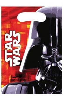 Bolsas Star Wars, 6 uds. AGOTADO.