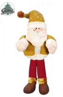 Figura Colgante Papa Noel, 30 cm.