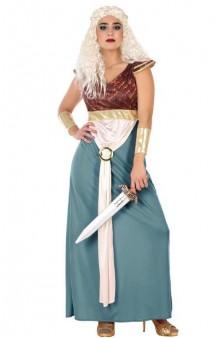 Disfraz Guerrera Medieval