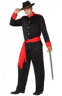 Disfraz Soldado Confederado