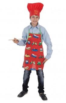 Gorro Cocinero Infantil Colores Surtidos