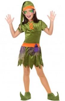 Disfraz Elfa Duende