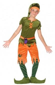 Disfraz Elfo Duende