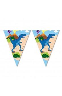 Banderines Dinosaurios, 360 cm.