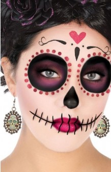 "Pendientes ""Day of the Dead"""