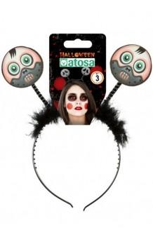 Diadema Personajes Halloween (Surtido)