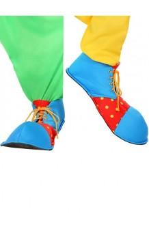 Zapatos Payaso Infantiles, 26 cm.